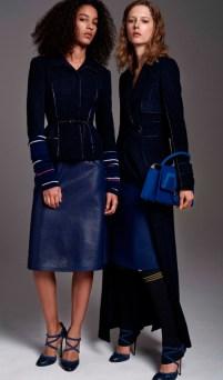 Photo Credit: Carolina Herrera via vogue.com. INTJ Fashion Trend Report for 2017. Alwaysuttori.com