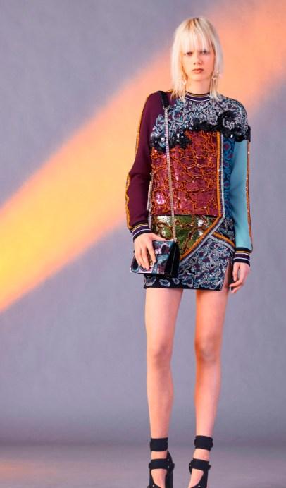 Photo Credit: Versace via vogue.com. INTJ Fashion Trends for 2017. Alwaysuttori.com