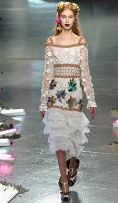 Photo Credit: indigitaltv -Rodarte via vogue.com. INTJ Fashion Trends for 2017. Alwaysuttori.com