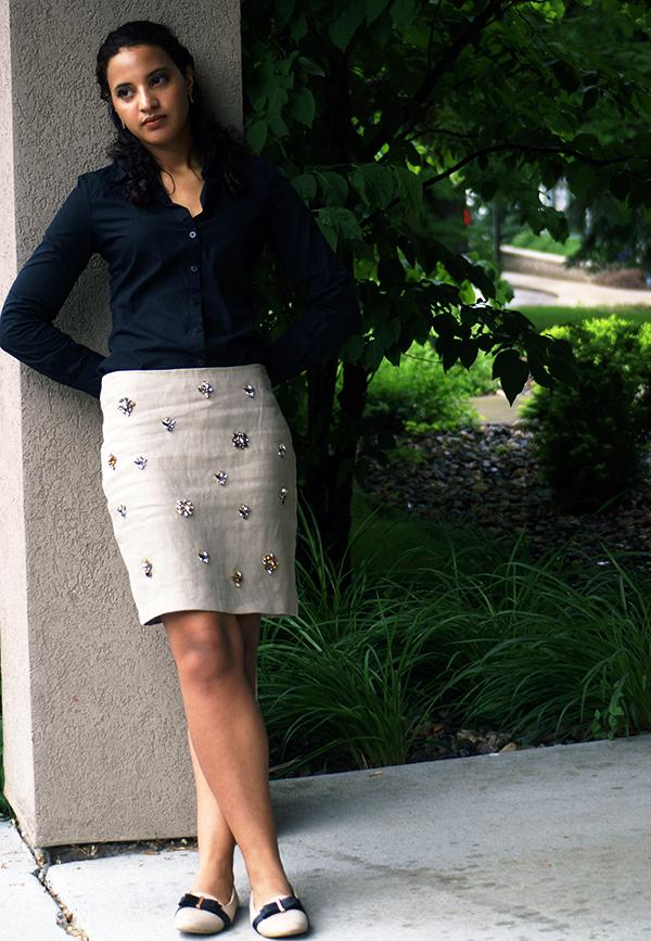Spring Fashion, Girl Boss Fierce, Look 4. Photo Credit: Mechelle Avey. Alwaysuttori.com