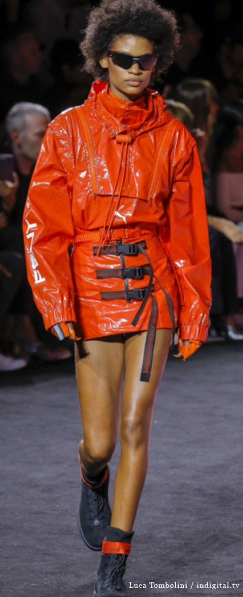 Fenty 6. Photo Credit: Luca Tombolini / indigital.tv via Vogue.com. Spring 2018 Athleisure Forecasts: Everything's Coming Up Fenty X Puma. Alwaysuttori.com