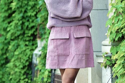 Pretty in Pink P3. Photo Credit: Mechelle Avey. INTJ Fall Fashion Pretty in Pink. Alwaysuttori.com