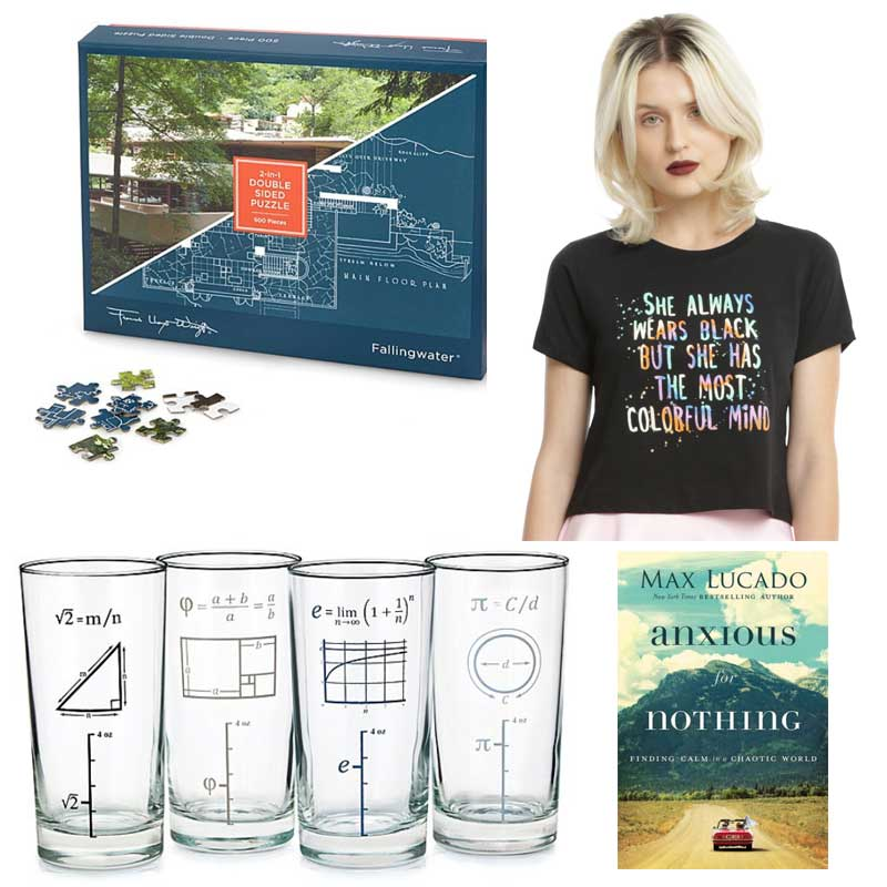 Last minute clever gifts for clever women