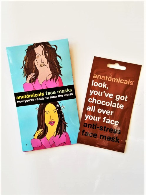 Anatomicals Face Mask. Photo Credit: Always Uttori. Buy or DIY: Chocolate Face Mask. Alwaysuttori.com