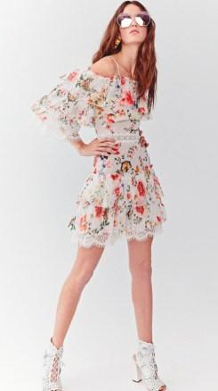 Alice + Olivia. Photo Credit: Vogue.com. Uttori Style   2018 Spring Transition Fashion. Alwaysuttori.com
