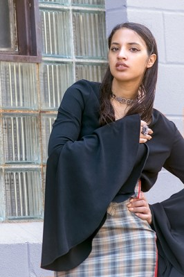 Boss Girl Style, Look 1, P1. Photo Credit: Always Uttori. 5 Bossed Up Spring Transition Fashion Styles. Alwaysuttori.com