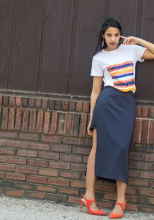 Boss Girl Style, Look 2, P1. Photo Credit: Always Uttori. 5 Bossed Up Spring Transition Fashion Styles. Alwaysuttori.com