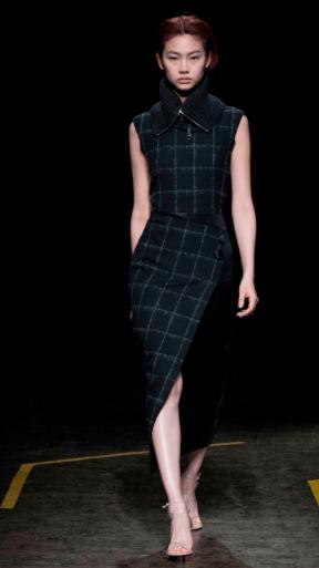 Boss. Photo Credit: Vogue.com. Uttori Style | 2018 Spring Transition Fashion. Alwaysuttori.com