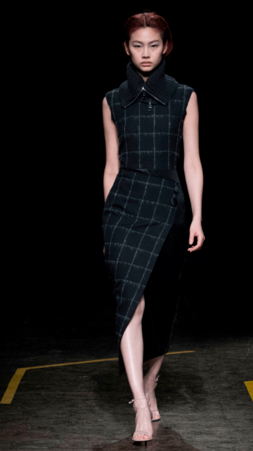 Boss. Photo Credit: Vogue.com. Uttori Style   2018 Spring Transition Fashion. Alwaysuttori.com