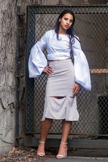 Boss Girl Style, Look 5. Photo Credit: Always Uttori. 5 Bossed Up Spring Transition Fashion Styles. Alwaysuttori.com