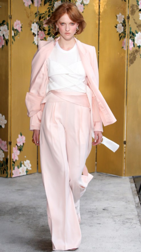 Adeam 4. Photo Credit: Vogue.com. Uttori Style   2018 Spring Transition Fashion. Alwaysuttori.com