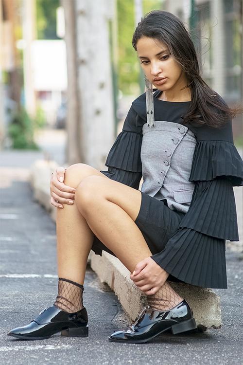 Boy Shorts. Photo Credit: Always Uttori. Uttori Fashion: 5 Summer Fun to Chic Shorts Looks. Alwaysuttori.com