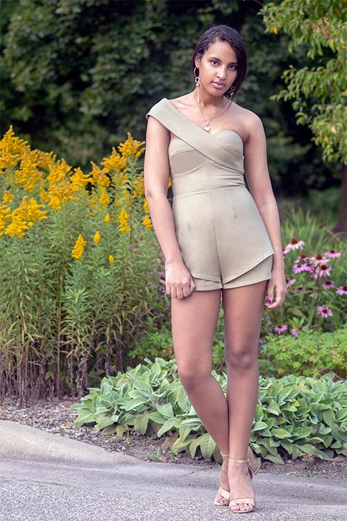 L'atiste romper 2018. Photo Credit: Always Uttori. Uttori Fashion: 5 Summer Fun to Chic Shorts Looks. Alwaysuttori.com