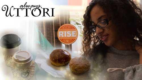 Mission to Munch Vlog, Always Uttori, Food vlog, Savannah GA