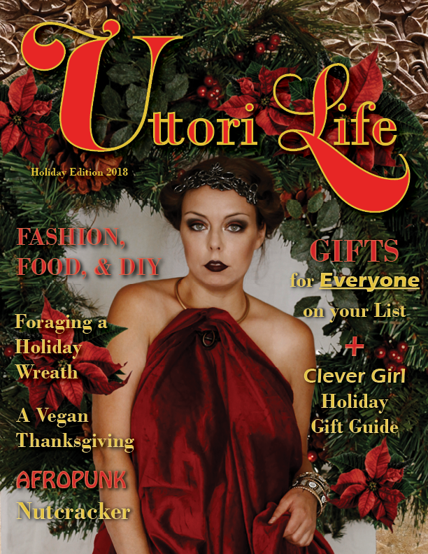 Uttori Life Magazine- Introvert Holiday Magazine