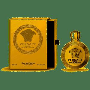 Versace Eros Pour Femme Eau de Parfum Spray, 3.4 oz (W)