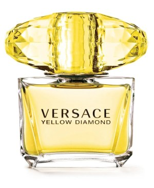 Versace Yellow Diamond Eau de Toilette Spray, 3 oz (W)