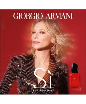 Giorgio Armani Si Passione Eau de Parfum Spray, 3.4-oz.