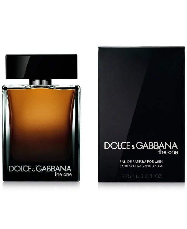 DOLCE&GABBANA Men's The One for Men Eau de Parfum Spray, 3.3 oz