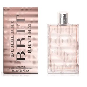 Burberry Brit Rhythm Floral for Her Eau de Toilette Spray 3.3 Oz /100 ml