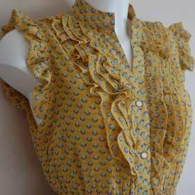 jurkje molkproof geel