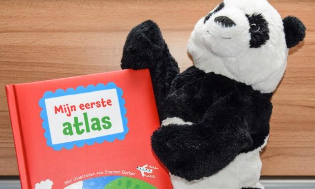 panda met atlas