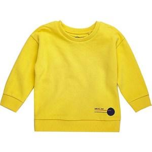 RI sweater geel