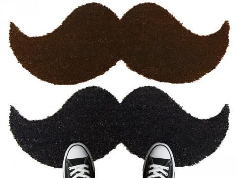 Moustache Mat 01