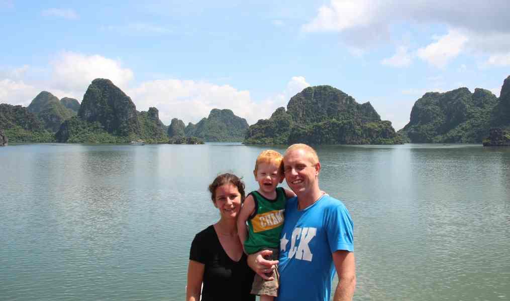 borstvoeding op reis Azië