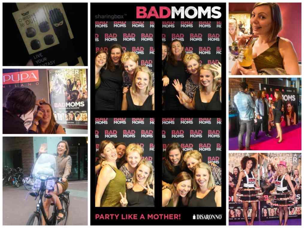 Bad Moms Collage