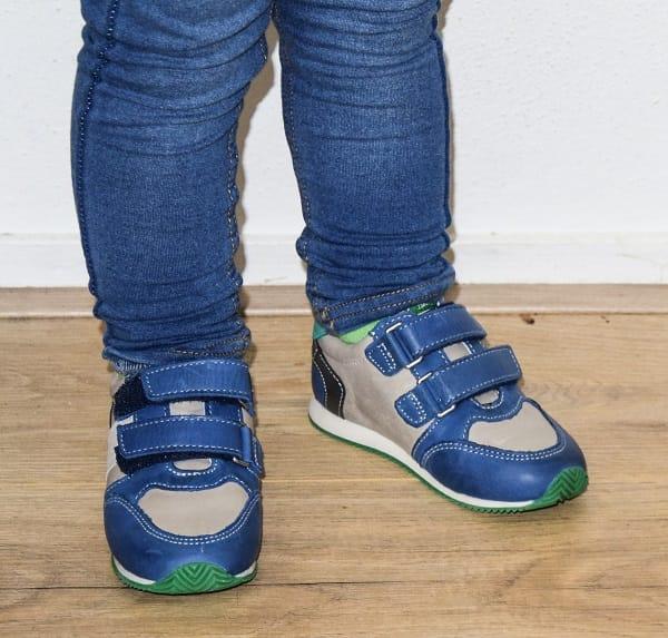 Jims nieuwe schoenen 2