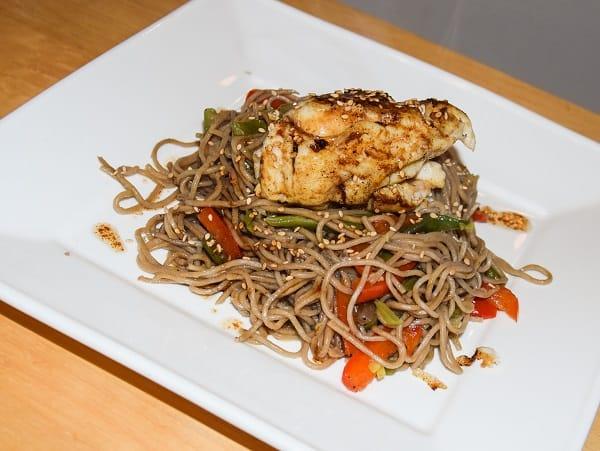 noodles-snijbonen-paprika-schelvis