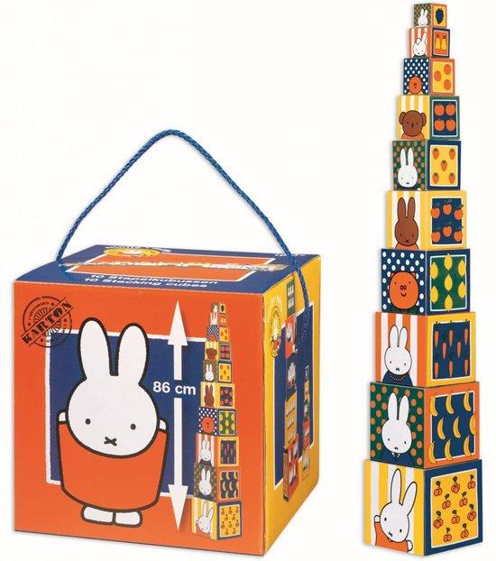 kartonnen stapelblokken nijntje-stapelkubussen