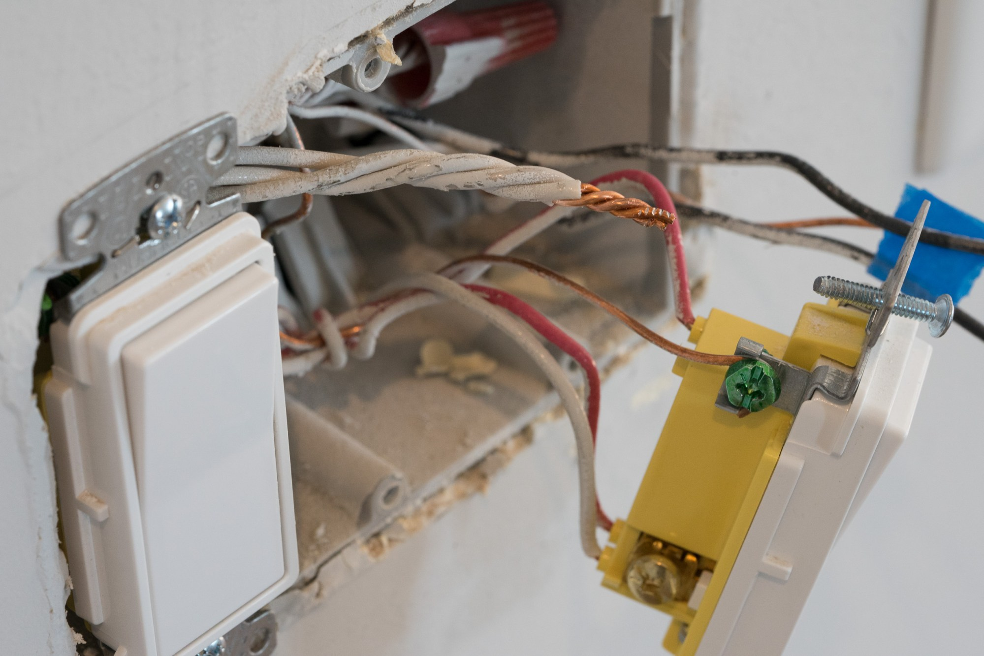 hight resolution of nearly all smart switches require the use of a neutral wire all homes in the united states should have a neutral wire the actual question is if you have a