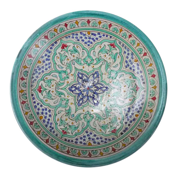 31 cm andalusi plate