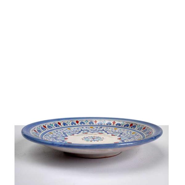 Ceramic plate Granada