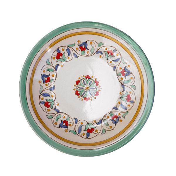 Plate Granada ceramics