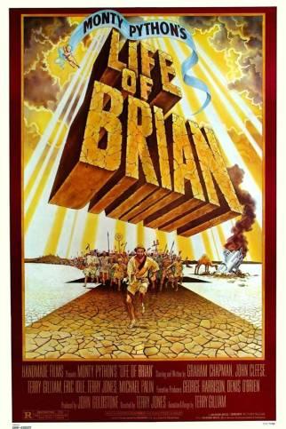 """Komedi konusunda kelimenin tam anlamıyla bir efsane olan Monty Python ekibinin tüm mitlerle dalga geçtiği başyapıtı. Filmle ilgili bilinmesi gereken detaylardan birisi, Katolik kilisesinin bu filmi """"blasphemy"""" (dini değerlere söven) olarak görmesi ve buna dair resmi açıklama yapması. Film, MS 33 yılında geçiyor ve İsa'yla aynı gün doğan Brian adında bir köylü çocuğun öyküsünü anlatıyor. Life Of Brian, üzerinden yıllar geçmesine rağmen komikliğini hiç kaybetmedi. Sizi kahkahalara boğacak bir yapım bu."""