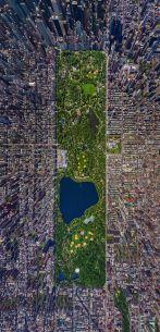 ABD – New York'un kuşbakışı görünümü