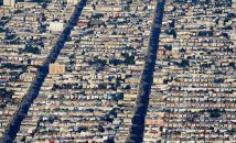 ABD – San Francisco'nun kuşbakışı görünümü
