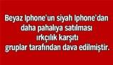 beyaz-siyah-iphone