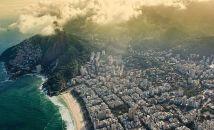 BREZİLYA – Rio de Janeiro'nun kuşbakışı görünümü