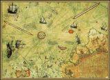 Geleceği gören harita Coğrafya ve harita uzmanı ünlü Türk denizci Piri Reis'in 1513'te çizdiği Afrika, Amerika ve Güney Kutbu'nu gösteren harita, ortaya çıkarıldığı 1929 yılında ortalığı karıştırdı. Çünkü Güney Kutbu'nun keşfi, haritanın çizilmesinden çok sonra, yani 1818'de gerçekleşmişti. Dahası, Piri Reis'in haritası, kıtanın buz altında kalmış sahil kesimlerini de gösteriyordu. Ancak kıta üzerindeki buzlar, haritanın çizilmesinden tam 6 bin yıl önce erimişti.