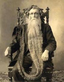 Avusturyalı Hans Steininger 1,4 metre ile dünyanın en uzun bıyığına sahip olmakla ünlüdür. 1567 yılında bir gün yaşadığı şehirde yangın çıktı. Hans da kaçarken bıyığını toplamayı unuttu. Koşarken bıyığının üzerine bastı ve dengesini kaybederek düştü. Yuvarlanırken boynunu kırdı ve öldü.
