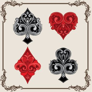 tell your fortune with playing cards