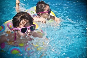 What to do when your child is scared of water