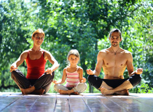 How To Teach The Whole Family To Meditate | Family Meditation