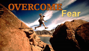 affirmation overcome fear success