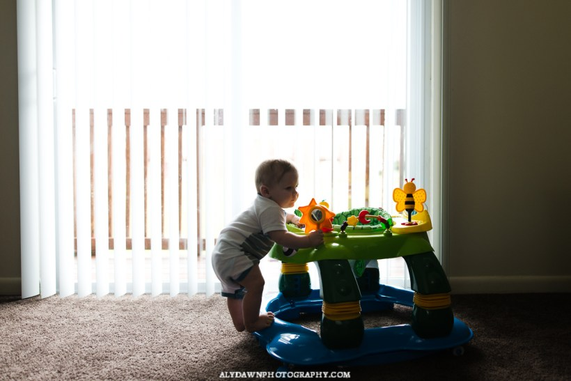 Aly Dawn A Boy, A Toy, and Light