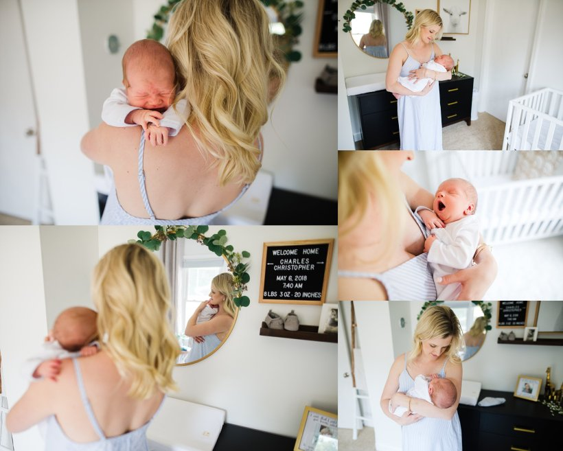 Newborn Photographer {New Albany Indiana Newborn Photographer}